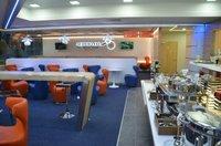 бизнес-зал в Пулково