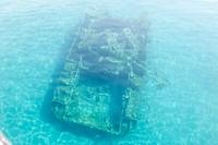 Танк на дне моря