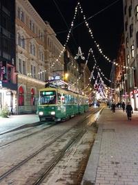 Вечерний Хельсинки, Финляндия