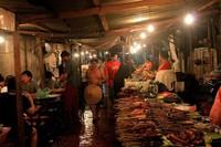 Вечерний рынок в Куте