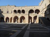 Дворец Великих Магистров, Родос
