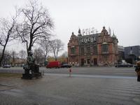 Памятник Г.Х. Андерсену в Копенгагене