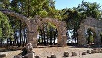 Руины старого города, Кемер