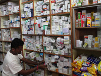 Аптека в Гоа