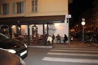 Ресторан Chez Pipo, ноябрь 2017