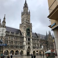 Мариенплац, Мюнхен 2017