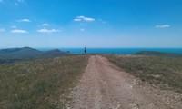 Вид с горы Клементьева
