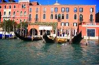 Гондолы, Венеция, февраль 2014