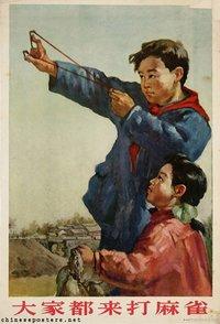 30 миллионов жизней: как природа наказала Китай за истребление воробьев
