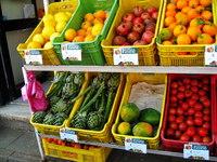 Магазин в Протарасе: фрукты-овощи