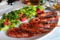Морепродукты подаются почти во всех ресторанах