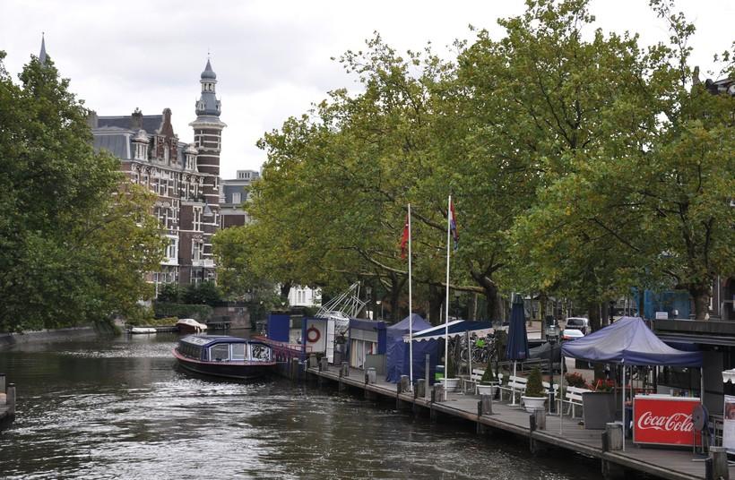 Октябрьский Амстердам
