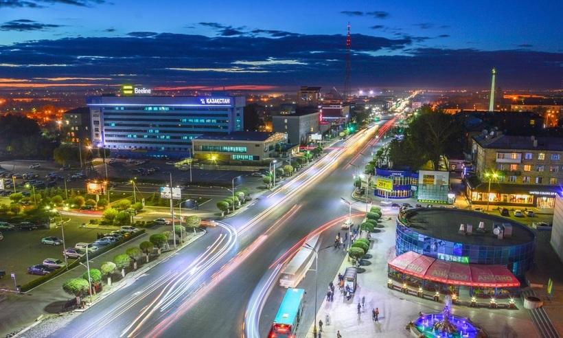 Город караганда картинки фото