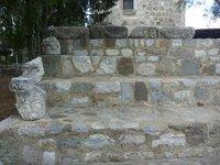 Ступени, ведущие к замку святого Петра