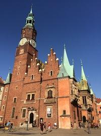 Старая Ратуша, Вроцлав, Польша