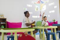 Детский клуб Dhigali Maldives — пребывание ребенка бесплатно