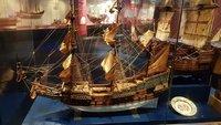 Экспонат в музее Maritime Museum