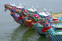 Фестиваль драконьих лодок в Гонконге