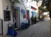 Узенькая улочка Бодрума