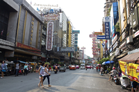 Bangkok: улица Chinatown