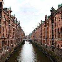 Гамбургские каналы