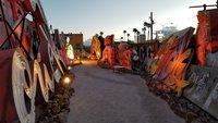 Музей Неона в Лас-Вегасе