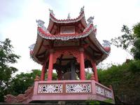 Пагода Long Son в мае