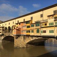 Мост Ponte Vecchio