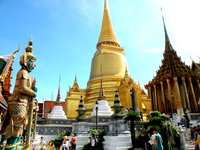 Бангкок, Храм Изумрудного Будды