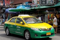 Городской транспорт Бангкока