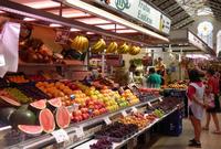 Центральный рынок в Валенсии
