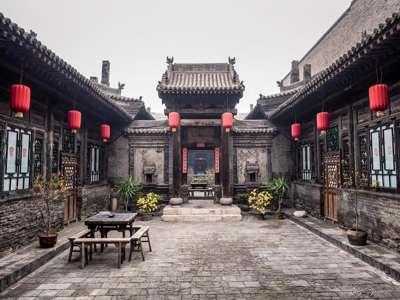 Картинки китайский город