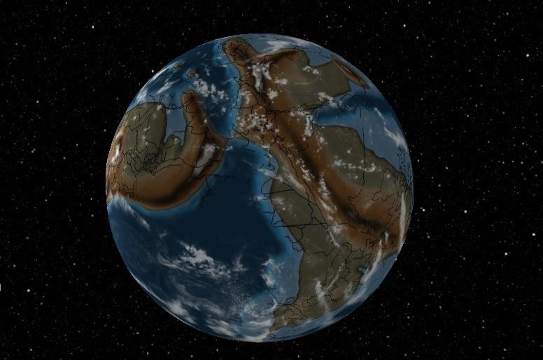сибирь картинки наша планета миллионы лет назад частоты