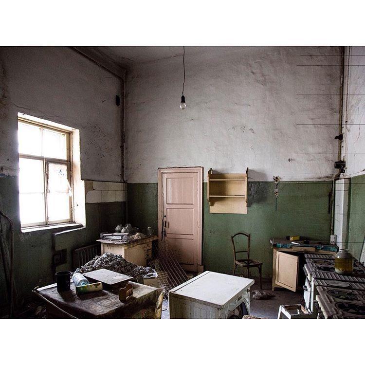 Самые старые питерские коммуналки фото