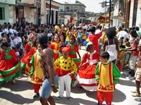Кубинский фестиваль танцев в апреле