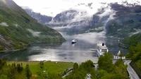 Норвегия, фьорды, апрель