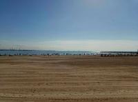 Пляж в г. Салоу