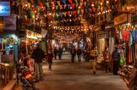 Непал, Катманду, прогулка по туристическому району
