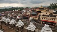 Непал, храмовый комплекс Пашупатинатх
