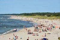пляж Бецет