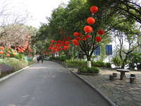 Китай в конце весны