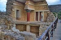 Древний Кносский дворец