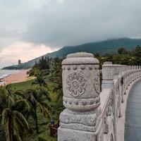 Остров Хайнань осенью