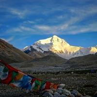 Тибет в октябре