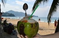 Такие коктейли можно купить на любом пляже