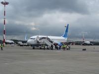 Самолет компании Победа