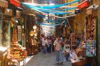 Неаполь: я на рынке
