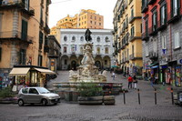 Неаполь: прогулка по центральной части города