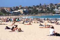 Сиднейский пляж