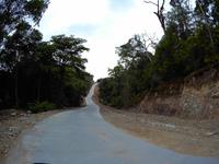 Ко Чанг: дороги острова выглядят вот так!